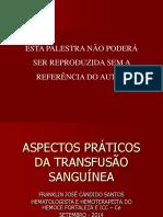 Aspectos Prticos Da Transfuso Sangunea-parte2