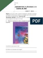 Guia de Lectura Cuento de Ada