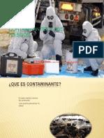 Contaminantes y Sus Riesgos