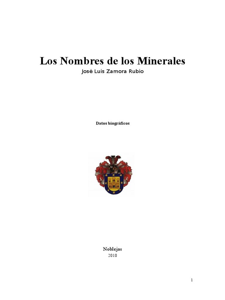 BIOGRAFIAS-MINERAS