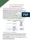 Plantas vasculares  (Cormo)