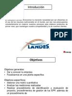 Presentacion Plan de higiene y seguridad industrial