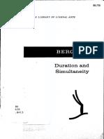 Duration and Simultaneity_Henri Bergson.pdf