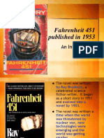 fahrenheit 451 background power point