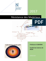 Cours + TD + TP Rsistance des Matriaux Pr.Abdenaser Bahrar 02-06-2017.pdf