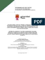 Oxidacion Lipidica en Carnes
