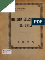 Silva Cotapos - Historia Eclesiastica