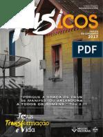 Caderno Músicos Missões Mundiais 2017