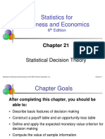 Decision Theory Ppt
