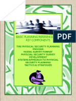 Basic Training Physical Security Planning