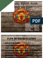 Strategic Management1- Manchester United