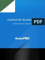 Manual Xt5 Acces Pro