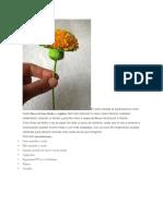 237698653 Flores de Lana y Floreros Con Cuchara