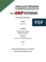 Geologia Regional