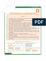 Bio-Chapter5-Food Production and Management