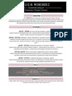 menendez resume pd  1