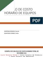 Costos de Un Simba s7 Roger Bendezú Quintana Bonifaz Quinteros Correa