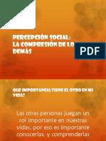 capitulo dos, Psicologia Social