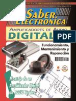 Club Saber Electronica Nro. 70. Amplificadores de Audio Digitales