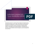 iastm presentation with notes
