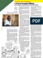 Civilians Shame Politicians Behind Land Grab Ploy in Mwingi