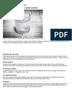 Bicarbonato de sodio y ácido acético _ eHow en Español.pdf