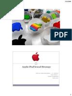 iPad Brand Strategy