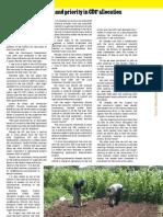 Mumias Farmers Demand Priority in CDF Allocation