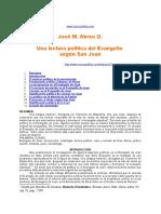 Abre Jose M - Una Lectura Politica Del Evangelio Segun San Juan.pdf
