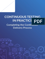 Continuous Testing WP