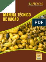 Manual Técnico de Cacao