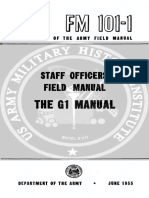 Staff Officer Handbook_1955