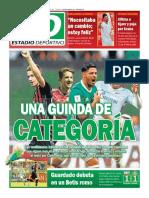 Estadio Deportivo 1-1