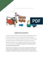 Administración e Inventarios