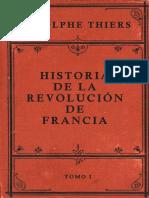 Historia de la Revolución de Francia, por M. Adolphe Thiers, Tomo I.pdf