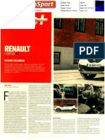 "NOVO RENAULT CAPTUR TCe 120 NO ""AUTOSPORT"""