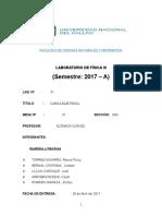 Informe 5 de Laboratorio de Fisica