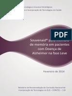 Relat Rio Souvenaid CP