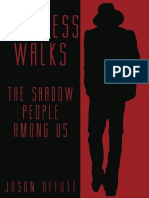 Preview of Darkness Walks the Shadow People Among Us