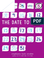 The Date to Save (Excerpt)