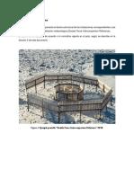 Diseño Cerco Para Estacion Meteorologica
