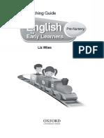 Pre-Nursery Teaching Guide