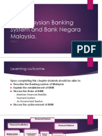 Topic 2 Banking System(S) - BNM