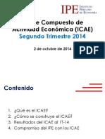 242103189 Presentacion ICAE 2T 2014 Presentacion Final PDF