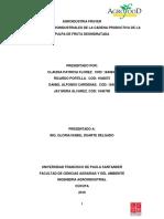 AGROIDUSTRIA FRUVER - AGROFOOD