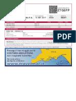 Ticket for PNRZ7G8FP159549766