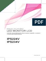 Microsafe Lg Ips224v Ips234v Monitor Led Ips