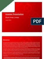 Investor Presentation June10new
