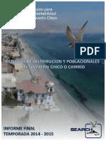 Informe Final Gaviotin 2014 2015