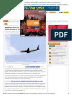 84 Aviones Han Sido Impactados Por Gallinazos en Bucaramanga Desde 2014 a La Fecha _ Local _ Vanguardia